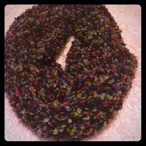 Warm and fuzzy Steve Madden infinity scarf